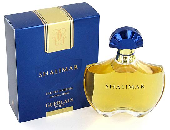 Король ароматов guerlain shalimar отзывы о парфюме